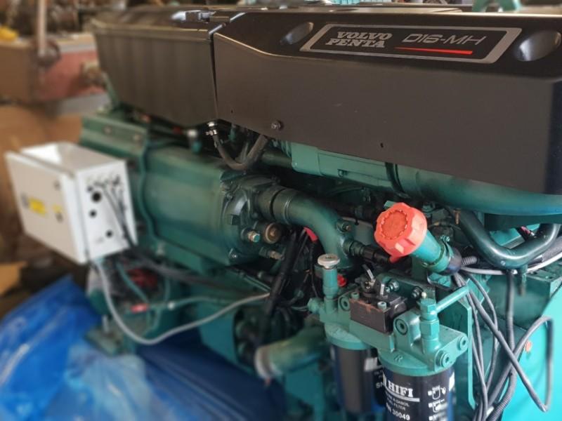 Volvo Penta D16C 601-751HP