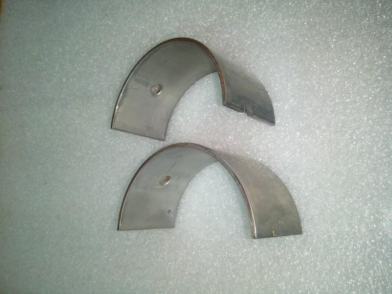 Juego Metal biela std serie 100