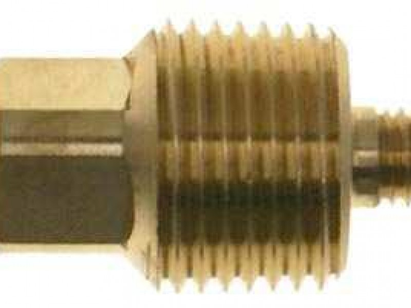 Tapon Conector anodo de zinc chico